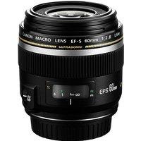 CANON EF-S 60 mm f/2.8 USM Macro Lens