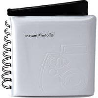 FUJIFILM  Instax Photo Album - White, White