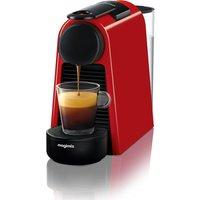 NESPRESSO by Magimix Essenza Mini Coffee Machine - Ruby Red, Red