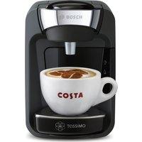 BOSCH Tassimo Suny TAS3202GB Hot Drinks Machine - Black, Black