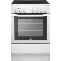 INDESIT I6VV2AW Electric Ceramic Cooker - White, White