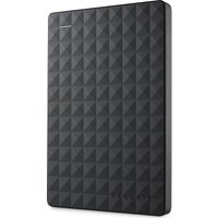 SEAGATE Expansion Portable Hard Drive - 1 TB, Black, Black