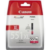 CANON CLI-551 XL Magenta Ink Cartridge, Magenta