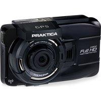 PRAKTICA  10GW Dash Cam - Black, Black