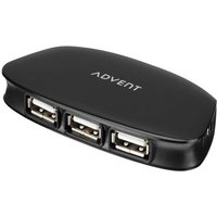ADVENT HB212 4-port USB 2.0 Hub