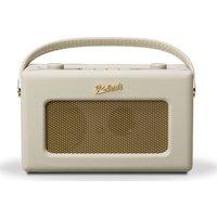 ROBERTS Revival RD60 Portable DAB Radio - Pastel Cream, Cream