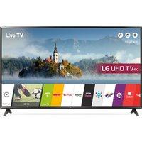 LG 43UJ630V 43'' 4K Ultra HD Black LED TV with HDR