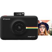 POLAROID Snap Touch Instant Digital Camera - Black, Black