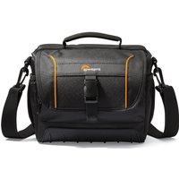 LOWEPRO Adventura SH 160 ll DSLR Camera Bag - Black, Black