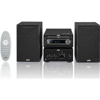 JVC  UX-D750 Wireless Traditional Hi-Fi System - Black, Black