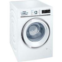 SIEMENS iQ500 WM14W750GB Washing Machine - White, White