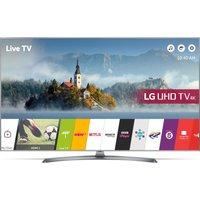LG 43UJ750V 43'' 4K Ultra HD Silver LED TV