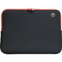 GOJI GSMBK1315 13 MacBook Sleeve - Black Circle, Black