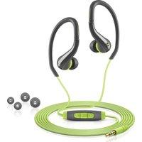 SENNHEISER OCX 684i Headphones - Green, Green