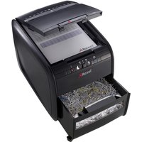 REXEL  Auto 60X Cross Cut Paper Shredder