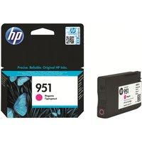 HP 951 Magenta Ink Cartridge, Magenta