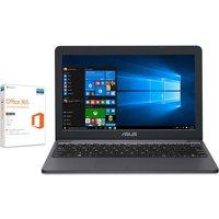"""ASUS VivoBook E203 11.6"""" Laptop - Grey, Grey"""