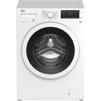 BEKO WDJ7523023W 7 kg Washer Dryer - White, White