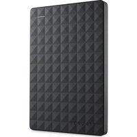 SEAGATE  Expansion Portable Hard Drive - 2 TB, Black, Black