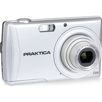 PRAKTICA  Luxmedia Z250-S Compact Camera - Silver, Silver