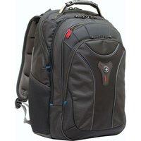 WENGER Carbon 17 Laptop Backpack - Black, Black