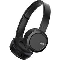 JVC HA-S50BT-B-E Wireless Bluetooth Headphones - Black, Black