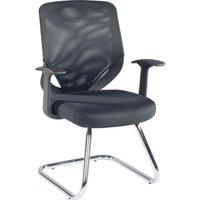 ALPHASON Atlanta Operator Chair - Black, Black