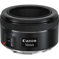 CANON  EF 50 mm f/1.8 STM Standard Prime Lens