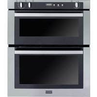 STOVES SEB700FPS Built-under Double Oven - Stainless Steel, Stainless Steel