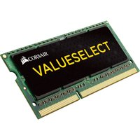 CORSAIR  ValueSelect CMSO4GX3M1C1600C11 DDR3L Laptop Memory - 4 GB SODIMM RAM