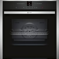NEFF B27CR22N1B Electric Oven - Stainless Steel, Stainless Steel