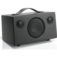 AUDIO PRO Addon T3 Portable Bluetooth Wireless Speaker - Black, Black