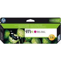 HP 971XL Magenta Ink Cartridge, Magenta