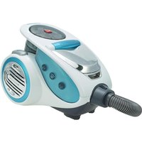 HOOVER A2 XP71ID20001 Cylinder Bagless Vacuum Cleaner - White, Silver & Blue, White
