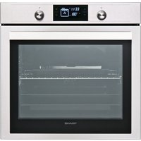 SHARP K-70V19IM2 Electric Oven - Stainless Steel, Stainless Steel