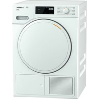 MIELE Eco TWE620WP Heat Pump Tumble Dryer - White, White