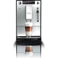 MELITTA Caffeo Solo & Milk E953-102 Bean to Cup Coffee Machine - Silver, Silver