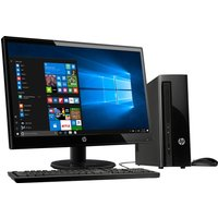 "HP 260-a104na Desktop PC & 22KD Full HD 21.5"" LED Monitor"