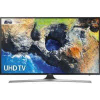 Samsung UE55MU6120 55'' 4K Ultra HD Black / Silver LED TV with HDR