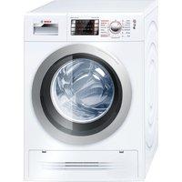BOSCH WVH28422GB Washer Dryer - White, White