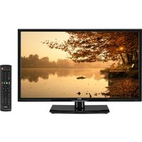 """24"""" LOGIK  L24HED16  LED TV with Built-in DVD Player"""