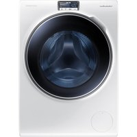 SAMSUNG WW10H9600EW Washing Machine - White, White