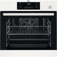 AEG BEB351010W Electric Oven - White, White