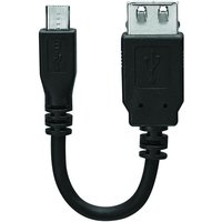 LOGIK  LOTG15 Micro USB to USB Adapter - 0.12 m