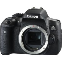 CANON  EOS 750D DSLR Camera - Body Only, Black