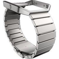 FITBIT Blaze Metal Link Strap - Silver, Silver