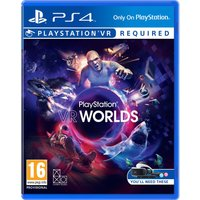 PLAYSTATION 4 VR Worlds