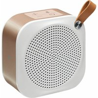 JVC SP-AD50-M Portable Wireless Speaker - Champagne Gold, Gold