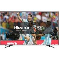55 HISENSE H55N6800UK Smart 4K Ultra HD HDR LED TV