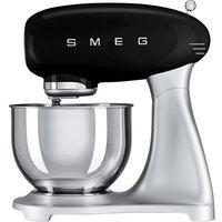 SMEG SMF01BLUK 50s Retro Stand Mixer - Black, Black
